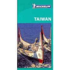 Taiwan - Michelin idegen nyelvű könyv