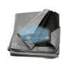Takaróponyva - 10x12 m fekete (260g/m2)