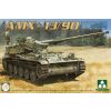 Takom French Light Tank AMX-13-90 tank harcjármű makett Takom 2037