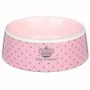 Tál Kerámia Dog Princess 0,45l/16cm Pink