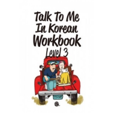 Talk To Me In Korean Workbook Level 3 – Talk To Me in Korean idegen nyelvű könyv