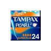 Tampax Tamponcsomag Pearl Super Plus Tampax (24 uds)
