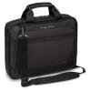 """Targus Notebook táska, CitySmart 12, 12.5, 13, 13.3, 14"""" SlimlineTopload Laptop Case - Black/Grey (TBT913EU)"""