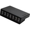 Targus USB HUB ACH115EU, 7-Port USB Desktop Hub