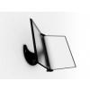 TARIFOLD bemutatótábla tartó, asztali, A4, 3D, 10 férőhelyes