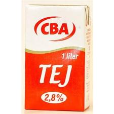Tartós tej, dobozos, 2,8%, 1 l, CBA tejtermék