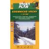 Tatra Plan 3501 - Kremnické vrchy turista térkép