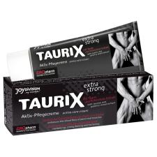 TauriX extra erős péniszkrém (40ml) masszázsolaj és gél