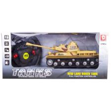 Távirányítós tank rc autó