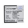 TBW7809 Akkumulátor 1800 mAh