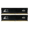 Team Group Elite Plus Series, DDR4-2400, CL16 - 8 GB Kit - fekete TPKD48G2400HC16DC01