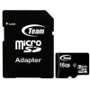 Team Group Standard 16GB MicroSDHC 4 MB/s TUSDH16GCL403