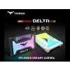 "Team Group T-Force Delta RGB 2,5"" SSD, SATA - 500 GB (T253TR500G3C313)"