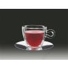 Teás csésze rozsdamentes aljjal, duplafalú Thermo  30 cl (KHPU145)