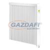 TECHNOTHERM CHM 2000 DSM elektromos radiátor, interneten szabályozható 2kW