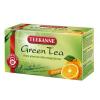 TEEKANNE zöld tea narancs 20db