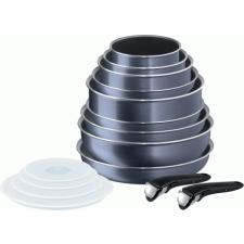 Tefal L2319652 Ingenio elegance edénykészlet - 15 db-os - Fekete edény