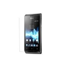 Tel1 kijelző védőfólia Sony C1504, C1505 Xperia E-hez (2db)* mobiltelefon előlap