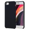 Telealk Iphone SE 2020 szilikon tok, fekete