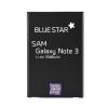 Telefon akkumulátor: BlueStar Samsung N9005 Galaxy Note3 EB-B800BE utángyártott akkumulátor 3500mAh