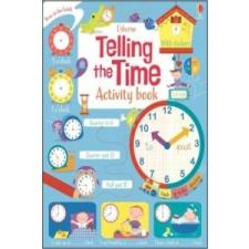 Telling the Time Activity Book – Lara Bryan idegen nyelvű könyv