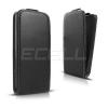 Telone Alcatel One Touch Pop S3 lefelé nyíló SLIM FLIP telefontok - FEKETE