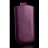 Telone Special álló kihúzhatós bőrtok Nokia Asha 300 méretű lila*