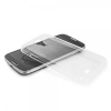 Telone Ultra Slim 0,3mm vékony szilikon tok HTC Desire 830-hoz átlátszó