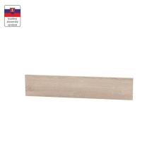 Tempo Befejező oldalsó léc magas szekrényekre, tölgy sonoma, NOVA PLUS NOPL-062-01 bútor