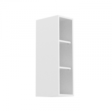 Tempo Felsőszekrény, fehér, AURORA W200 bútor