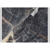 TEMPO KONDELA Szőnyeg, minta fekete márvány, 120x180, RENOX TYP 1