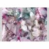 TEMPO KONDELA Szőnyeg, rózsaszín/zöld/bézs/minta, 80x150, DELILA