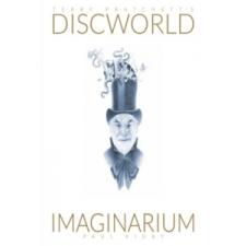 Terry Pratchett's Discworld Imaginarium – Paul Kidby idegen nyelvű könyv