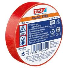 """Tesa Szigetelőszalag, 19 mm x 20 m,  """"Professional"""", piros ragasztószalag"""