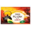 Tesco filteres citrom ízű Pu-Erh tea 20 filter 34 g