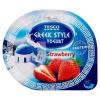 Tesco Greek Style Yogurt epres joghurt 140 g