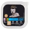 Tesco Pet Specialist Premium Light eledel felnőtt kutyáknak pulykával, májjal, zöldségekkel 100 g
