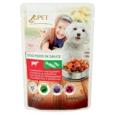 Tesco Pet Specialist teljes értékű állateledel felnőtt kutyák számára marhával és zöldséggel 100 g kutyaeledel