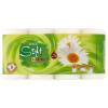 Tesco Soft Luxury Camomile toalett papír 3 rétegű 8 tekercs