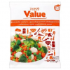 Tesco Value gyorsfagyasztott zöldségkeverék 450 g