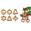 Tescoma DELÍCIA linzerkiszúró, karácsonyi, 6 db, 630916