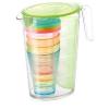 Tescoma korsó myDRINK 2,5 literes, 4 csésze cap-Ze