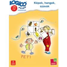 Tessloff Logico Primo feladatkártyák - Képek, hangok, szavak oktatójáték