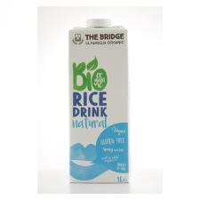 The bridge bio rizsital natúr 1000 ml tejtermék