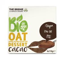 The bridge bio zab desszert kakaós 4x110 g biokészítmény