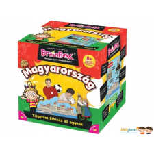 The Green Board Game Brainbox- Magyarország társasjáték