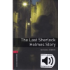 The Last Sherlock Holmes Story - Oxford Bookworms Library 3 - MP3 Pack