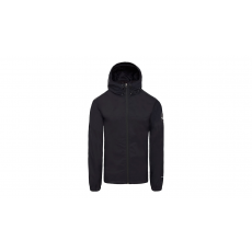 The North Face M Mountain Q Jacket Black White