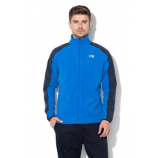 The North Face , Urbnvy cipzáras polárpulóver, Kék, XL (T92UAY1SK-XL)