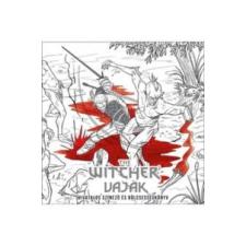 The Witcher - Vaják: Hivatalos színező és bölcsességkönyv regény